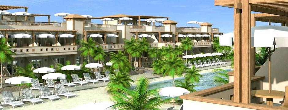 Hurghada – Oasis Marina Beach