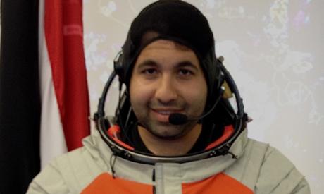 Egypten siktar mot rymden!