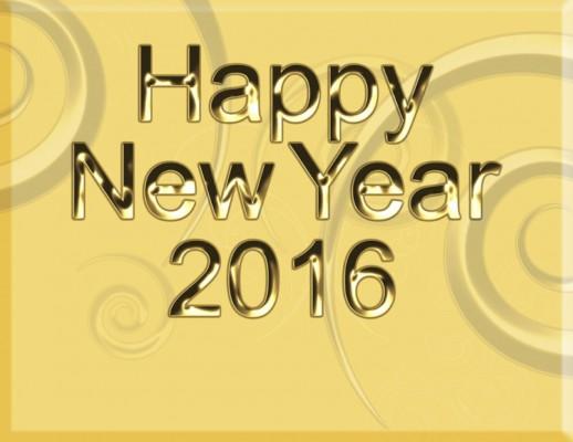 Ett gott nytt år 2016