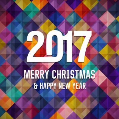 God Jul och Ett Gott Nytt År 2017