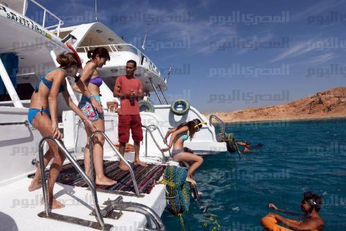 Hävt reseförbud till Södra Sinai