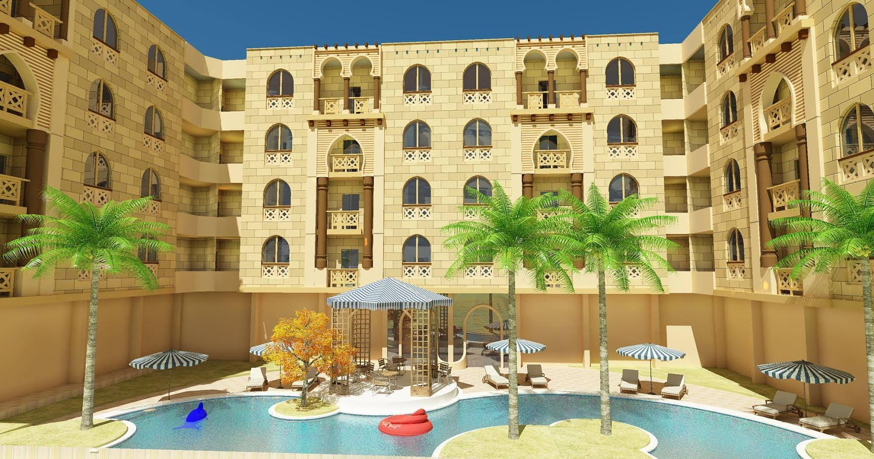 Hurghada – Sheraton Plaza