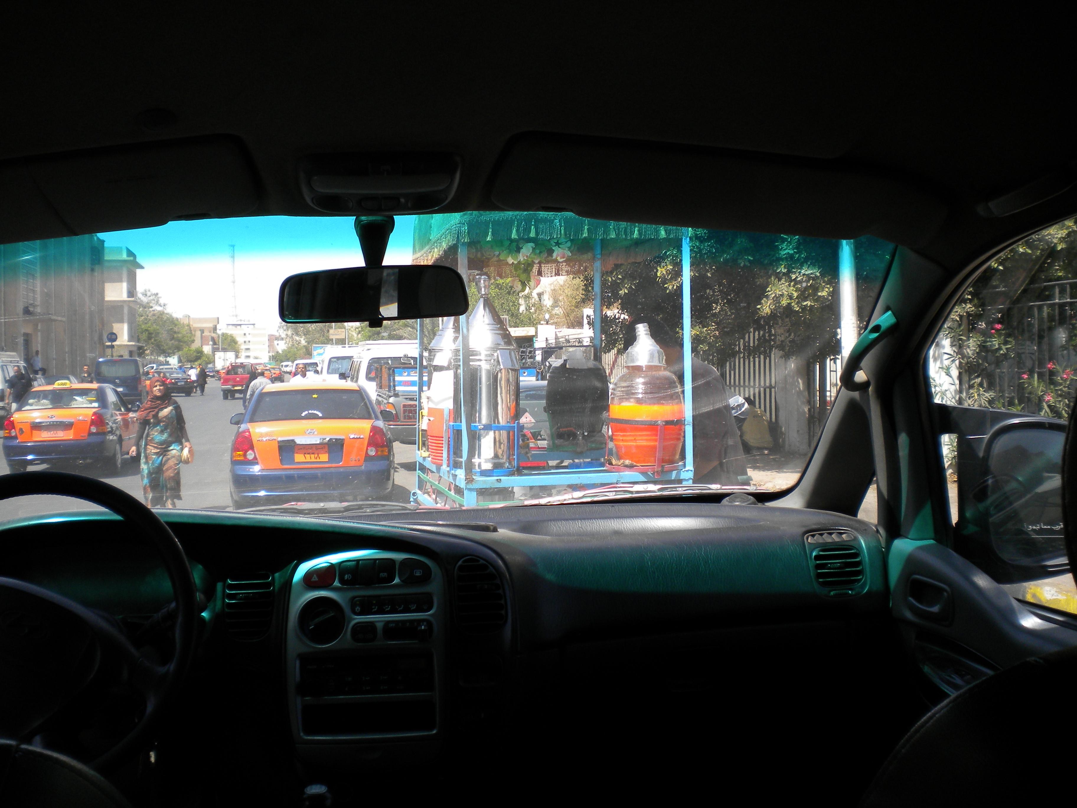 Rapport från Hurghada maj 2011