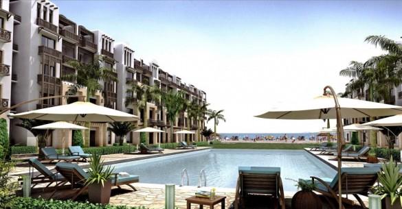 Fyra nya underbara lägenhetsområden i Hurghada!