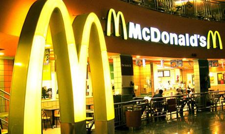 McDonald's gör mijardinvestering i Egypten