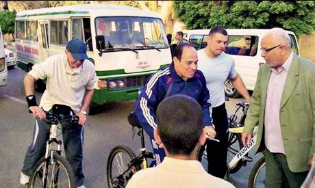 Presidentval i Egypten 27-28 maj
