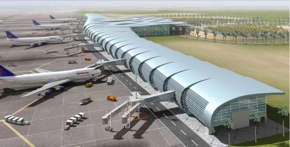 Nya Hurghada-flygplatsen invigd!
