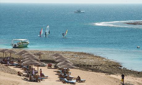 Ekonomin och turismen vänder uppåt i Egypten!