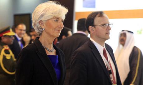 Egyptens nya ekonomiska politik börjar ge resultat, säger IMF