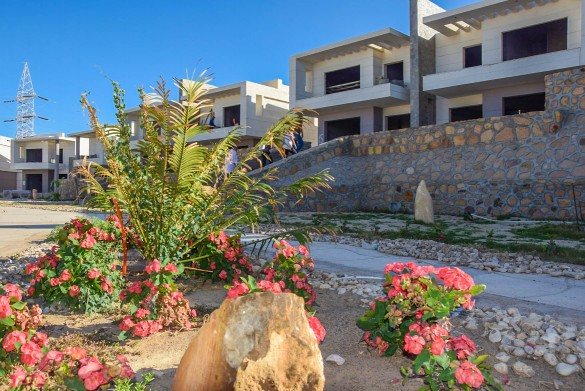 Villapremiär Hurghada