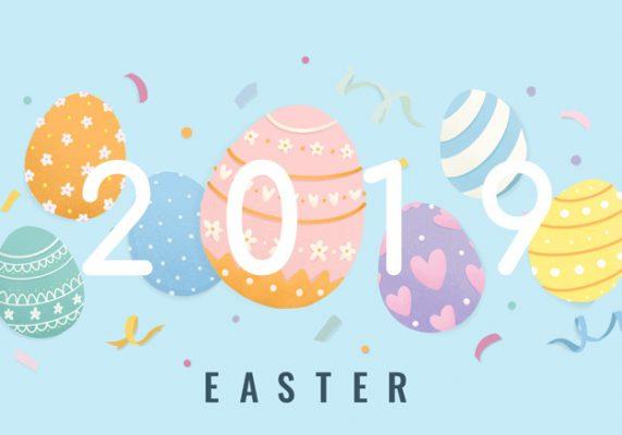 Glad Påsk 2019!