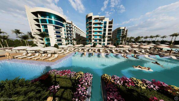 Nyhet Scandic Beach Resort 5-stjärnigt boende!